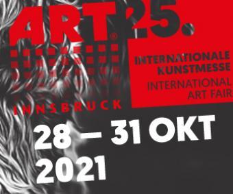 ART Innsbruck 28.-31.10.2021
