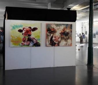 Gruppenausstellung: 09.11.-11.11.2018 Kuh